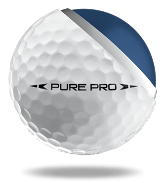 PearlGolf Golfball PurePro im Detail