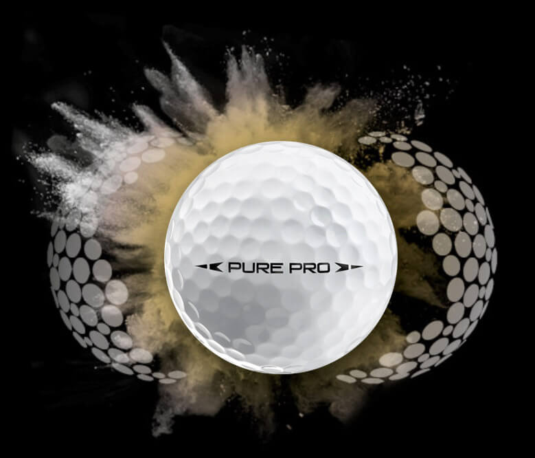 Golfball Pure Pro Explosion